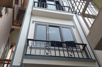 Nhà 4 tầng tổ 12 Yên Nghĩa, giáp công viên Âm Nhạc, hoàn thiện cực đẹp