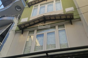 Bán nhà mặt tiền đường Bạch Đằng, Q Tân Bình. DTCN: 96m2, 4 lầu