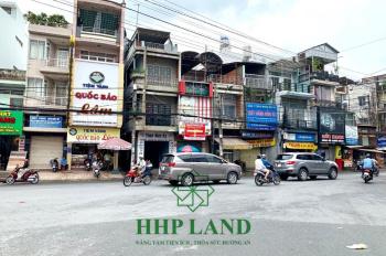 Cho thuê tòa nhà 5 tầng, có thang máy, máy lạnh ngay mặt tiền Phạm Văn Thuận. Chỉ 35 triệu/tháng