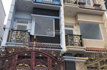 Bán nhà phố giá 6,1 tỷ mặt tiền đường An Dương Vương, quận 8, LH: 0933766861