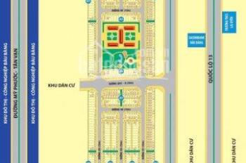 Bán đất Golden Future City KCN Bàu Bàng