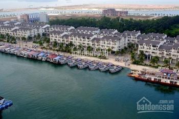 Chính chủ bán 02 căn Shophouse LK Tuần Châu Marina giai đoạn 2 đẹp nhất dự án Âu Tầu 2