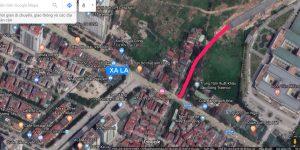 Cần bán đất LK Thanh Hà B1.4 LK25 - 04 diện tích 100m2, giá 2,75 tỷ, liên hệ 0985360690 chính chủ