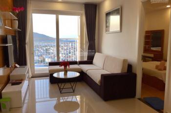 Bán căn hộ Melody 2PN diện tích 50m2 view trực diện biển Bãi Sau giá 35tr/m2, liên hệ: 0901.325595