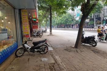 Bán nhà mặt phố Lạc Long Quân, vỉa hè 5m rộng rãi, DT 74m2, MT 5m, giá 19 tỷ