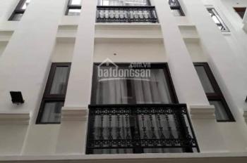 Bán nhà 139 Tân Mai mới thông 12 Lương Khánh Thiện, Hoàng Mai 34m2 x 5 tầng mới giá 2,65 tỷ