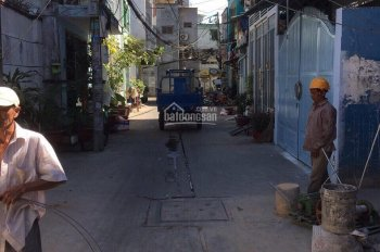 Bán dãy nhà trọ hẻm ô tô 4m (đs 33 nối dài ) - ngay chợ Mai Văn Vĩnh - P.Tân Kiểng - Quận 7