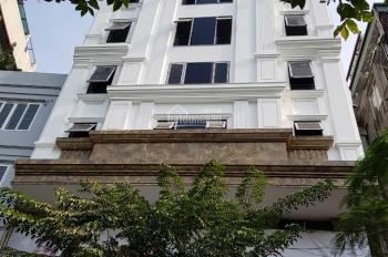 Cho thuê nhà 8 tầng,2 hầm mặt phố Vũ Tông Phan,DT 280m2,MT 12m,VỊ TRÍ SIÊU ĐẮC ĐỊA -LH 0927.113.446