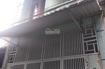Cần cho thuê nhà 4x13m, 2 lầu ST, 3 phòng ngủ, HXH Phú Thọ Hòa, 11 triệu