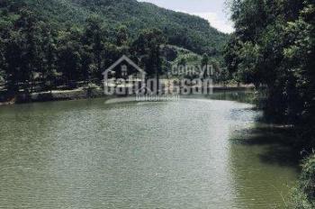 Bán gấp lô đất nghỉ dưỡng 2500m2 view hồ đẹp chưa từng có tại Tiến Xuân, Thạch Thất, giá tốt nhất