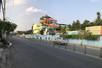 Bán đất MT Kênh Tân Hoá, Q. Tân Phú gần Đầm Sen thổ cư 100% giá 2.5 tỷ/nền. LH 0933125290