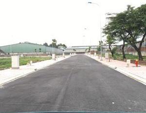 Cần bán gấp lô đất mặt đường DT743, Phường An Phú, Thị Xã Thuận An, Bình Dương.