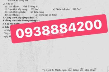Góc 2MT 83 Lê Thị Hồng Gấm, Q. 1, DT: 6.26 x 15.99m, 6 tầng, HDT 200tr/tháng, giá đầu tư 60 tỷ
