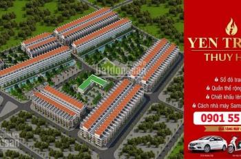 Đất nền dự án cạnh SamSung Bắc Ninh, suất ngoài giao, chỉ từ 11 tr/m2