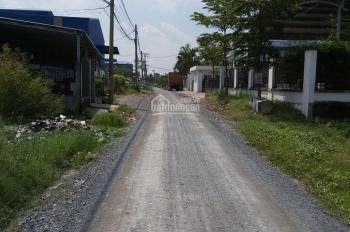 Bán đất xây nhà vườn, đường Tỉnh Lộ 824, Đức Hòa, Long An. 206m2, giá: 800 triệu, SHR