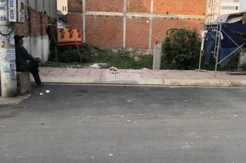 Cần bán lô đất thổ cư 100m2 MT Phạm Đăng Giản - Bình Tân, đường 12m, sổ hồng giá 1.8tỷ, 0329523975