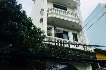Bán nhà Phan Văn Trị, Bình Thạnh, 132m2, hẻm 5m 11 tỷ TL