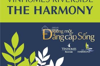 Báo giá, thông tin 6 căn biệt thự đơn lập Vinhomes The Harmony cần bán, vị trí đẹp, giao dịch nhanh