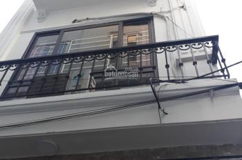 Bán nhà mặt phố Minh Khai, Vĩnh Tuy, 25m2 x 3 tầng, 4.3 tỷ có thương lượng, liên hệ: 0354.580.438