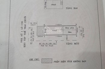 Bán nhà 2 tầng phố Trại Sơn, phường Trại Chuối, mặt đường 6m