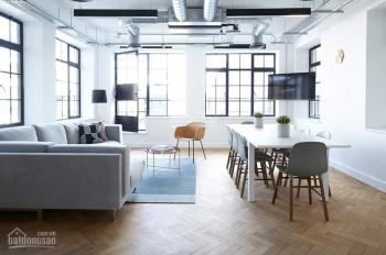 Cho thuê văn phòng siêu đẹp tại Trung Yên 6, DT 70m2, view cửa kính cực đẹp, ban công thông thoáng