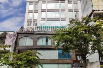 Cho thuê nhà gấp 31 Trường Sơn Tân Bình DT 18x17m 6L. Giá thuê 690 triệu/tháng