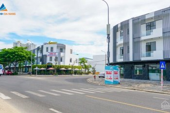 Bán nhà 2 mặt tiền đường Lê Văn Duyệt thuộc khu đô thị 5 sao Marina Complex, view sông Hàn Đà Nẵng