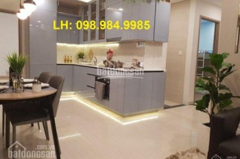 Hot hot! Bán suất ngoại giao căn hộ 2PN + 1 ở Vinhomes Smart City giá chỉ 1.656 tỷ LH 098.984.9985