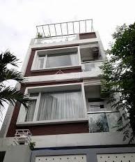 Nhà MT Nguyễn Văn Đậu - Lê Quang Định, Quận Bình Thạnh, DT: 3.5x16m, 3 lầu, giá 10 tỷ