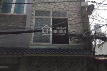 Bán nhà hẻm 6m đường Lô Tư, Bình Hưng Hòa A, Bình Tân, giá 1,9 tỷ