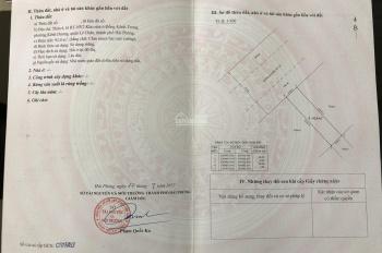 Cần bán 2 lô đất biệt thự LK06 - 08 (4.6*20m = 92m2) Nguyễn Tất Tố - Quận Lê Chân - Hải Phòng