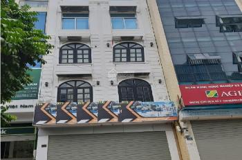 Nhà mặt phố Vũ Phạm Hàm. Diện tích 60m2 x 6 tầng thông có thang máy, mặt tiền 8m hè rộng