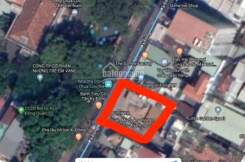 Bán gấp 2 lô đất MT Kỳ Đồng, P9, Quận 3 giá 55tr/m2 DT 80m2 SHR bao sang tên LH 0988883110 Khang