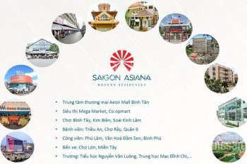 Booking giữ chỗ Saigon Asiana Quận 6