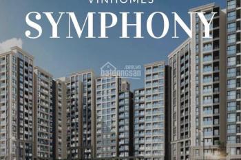 Mở bán chung cư Symphony, liên hệ: 0912528688