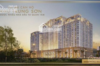 Cần cho thuê căn hộ Sài Gòn Mia - DT: 83m2 - 3PN - 2WC - nội thất đầy đủ - giá cho thuê: 14r/th