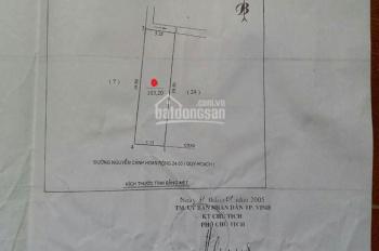 Bán nhà mặt đường kinh doanh Nguyễn Cảnh Hoan, TP Vinh 103.2m2, giá 3.9 tỷ