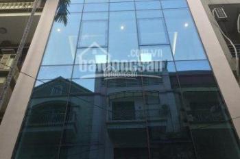 Nữ giám đốc bán tòa nhà mặt phố Vũ Tông Phan, kinh doanh, ô tô tránh, 110m2 x 6 tầng, chỉ 24 tỷ