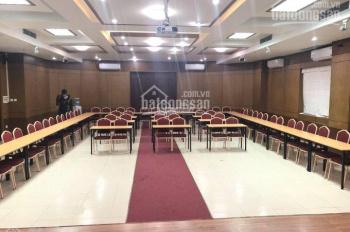 Cho thuê Hội trường, phòng họp, Training, hội nghị-hội thảo tại Hà nội
