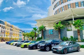 Chính chủ cần cho thuê lô nhà phố thương mại nằm trong tổ hợp nghỉ dưỡng cao cấp Phú Quốc