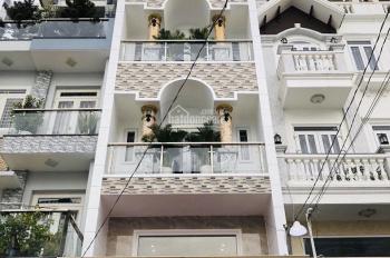 Bán nhà Nguyễn Ảnh Thủ-Trung Mỹ Tây 4.5x20 trệt 3 lầu, ngay chợ, ngay tiệm VÀNG MỸ DUNG. Giá 5.8 tỷ