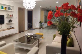Cho thuê căn hộ chung cư Thăng Long Number One, DT 116m2, 3 PN, đủ đồ, 15 triệu/tháng. 0963083455
