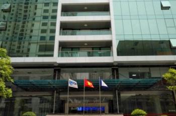 Cho thuê văn phòng tòa Spring Heirs, Duy Tân. DT 170m2, giá 180 nghìn/m2/tháng, LH 0947 726 556