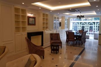 Chính chủ cho thuê căn hộ nhà đường Xuân Diệu, 4 tầng + 1 hầm, full đồ đẹp, vào ở ngay. 0915074066