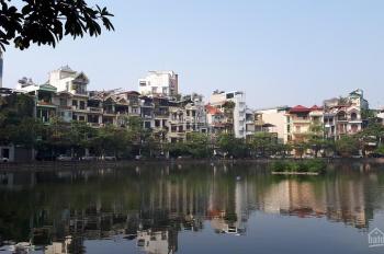 Nhà ngõ ô tô, phố Võ Thị Sáu, Hà Nội, DT 100m2 x 5 tầng, MT 6.5m