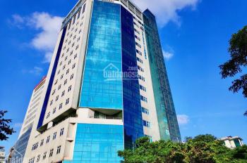 Cho thuê văn phòng tòa nhà Detech Tower, số 8 Tôn Thất Thuyết. DT 160m2 đến 500m2 LH 0966 365 383