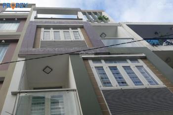 Nhà hẻm thoáng Thích Quảng Đức P5 Phú Nhuận 1 trệt 2 lầu 53m2 giá 7 tỷ TL. LH: 0902067323