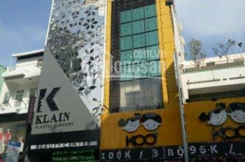 Bán nhà mặt tiền đường Lê Hồng Phong Q5 DT: 4mx13m 6 lầu HĐ thuê 80tr/1th