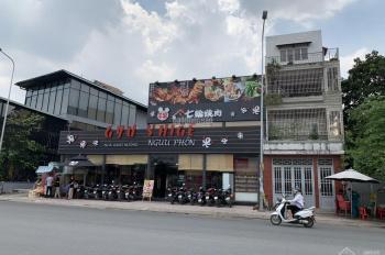 Bán nhà MT Quang Trung, Gò Vấp, DT: 5.6x40m, đang cho shop thời trang thuê 40tr/th, giá 25 tỷ