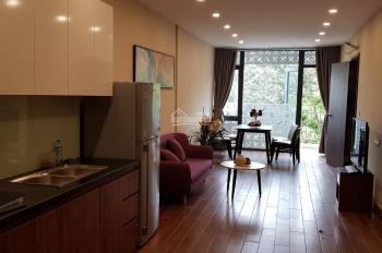 Cần cho thuê căn hộ 1 phòng ngủ full đồ tại chung cư CTM Cầu Giấy